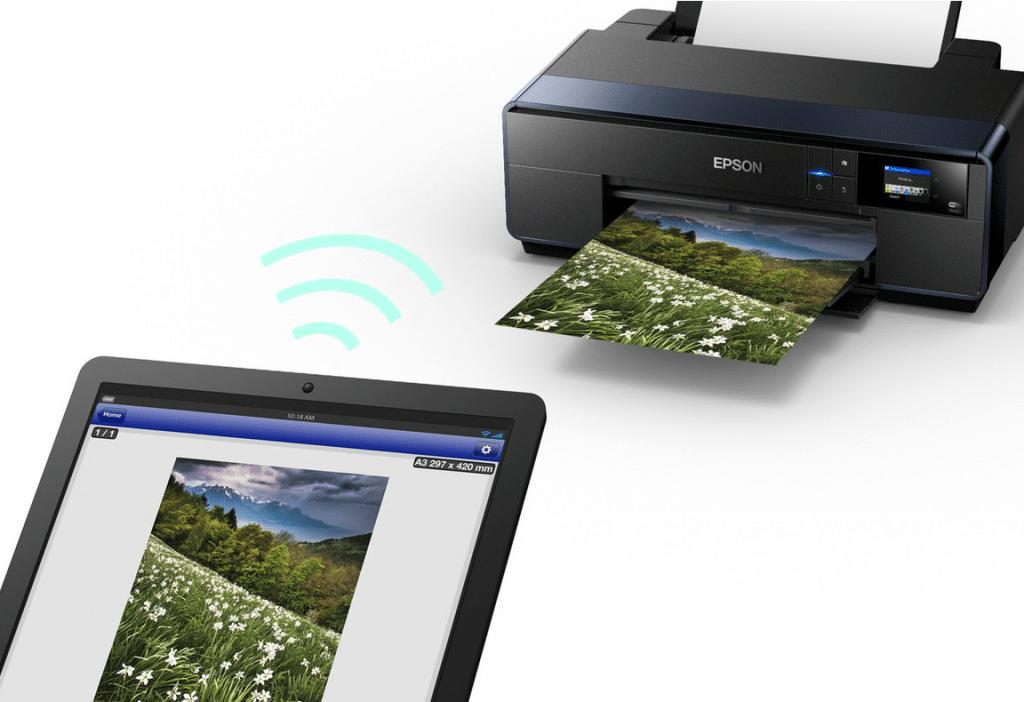 Imprimer avec le Wifi d'un ordinateur