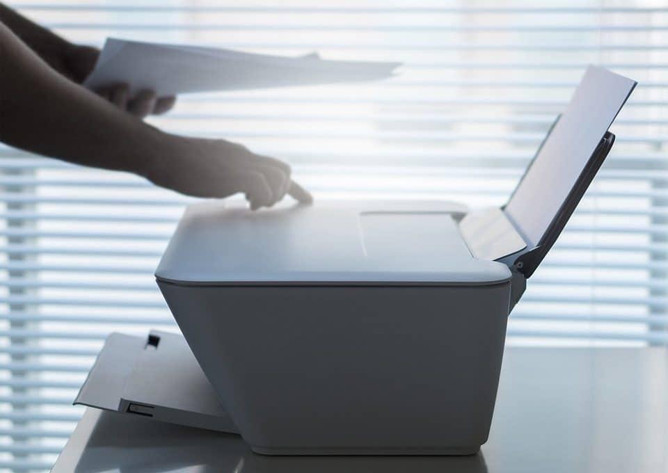 Imprimer les documents en Wifi