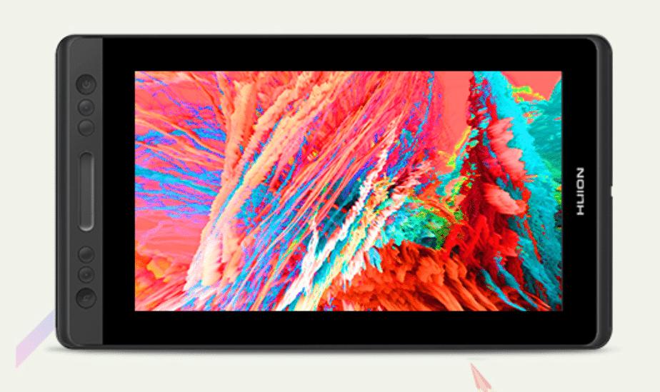 4.Kamvas Pro, la tablette graphique de Huion présentée