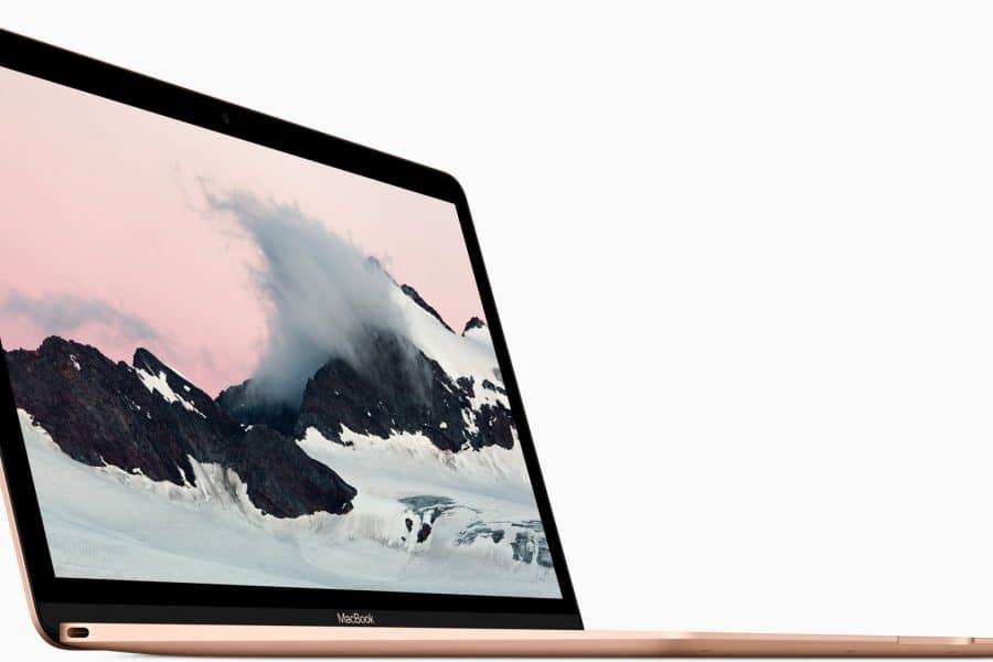 Présentation du nouveau Mac Book Air