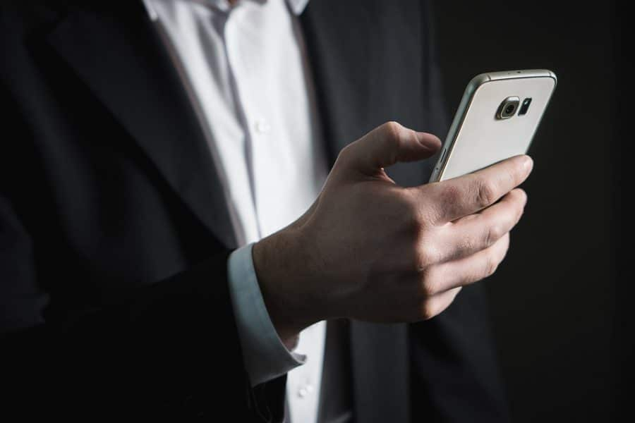 Smartphone pliable ZTE Axon M