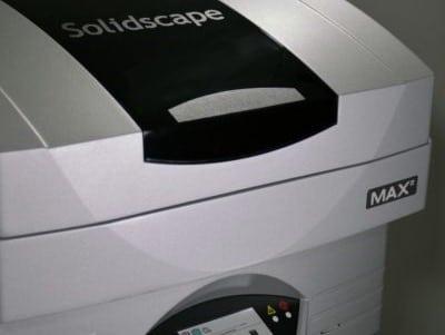 Solidscape DL, la première imprimante 3D haute précision de Prodways