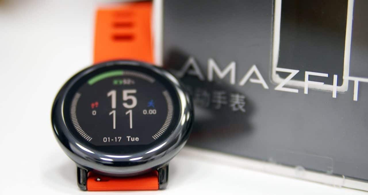 Xiaomi Huami Amazfit
