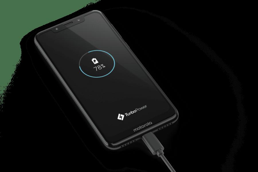 Téléphone Motorola TurboPower