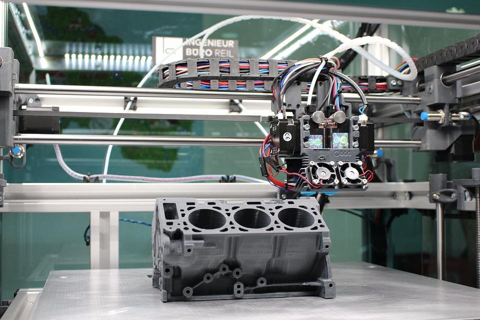 Carbon lance une imprimante 3D industrielle
