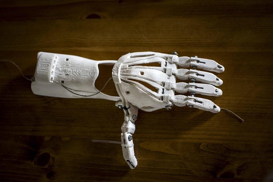 Des objets connectés imprimés en 3D ?