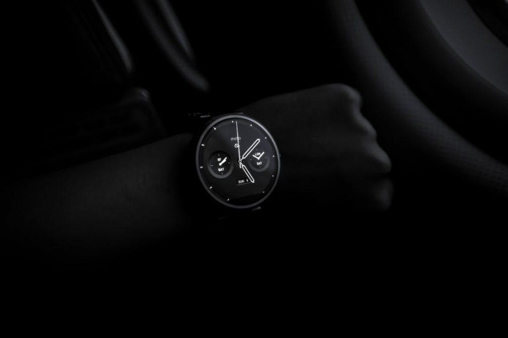 Google développerait une montre connectée