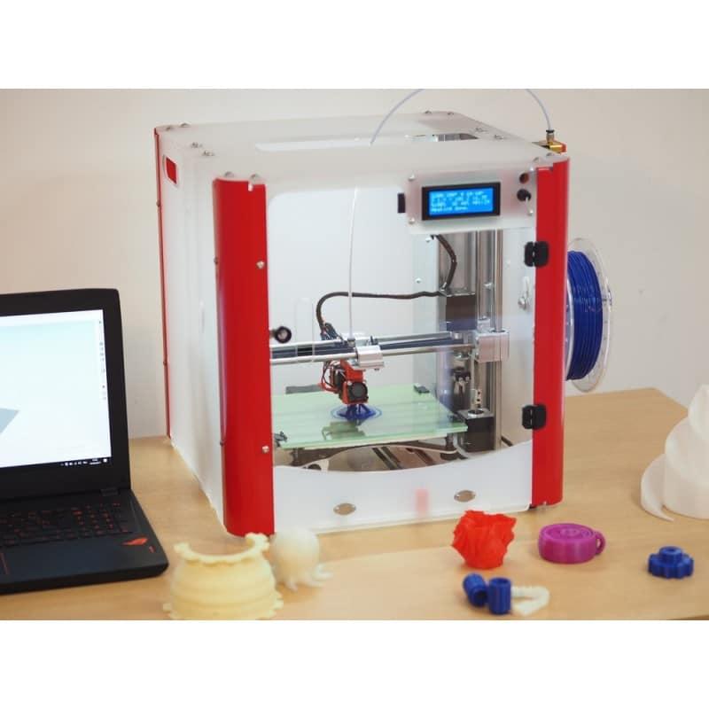 Test de l'imprimante 3D Tobeca 3