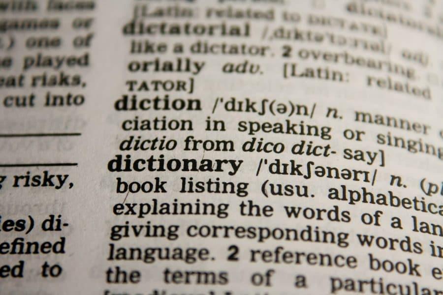L'Académie française a son propre dictionnaire 2.0