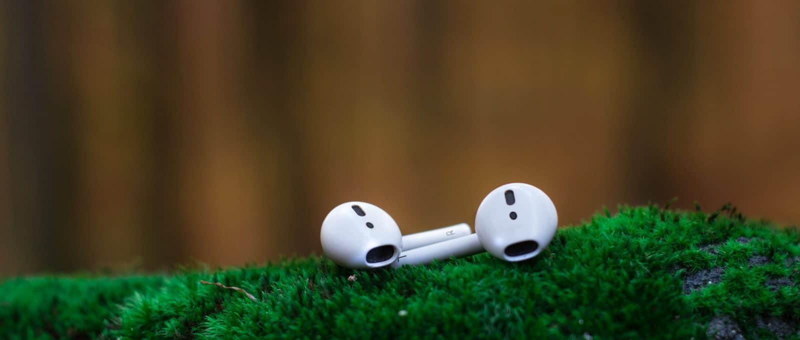 La technologie très haut de gamme avec les écouteurs sans fil Louis Vuitton