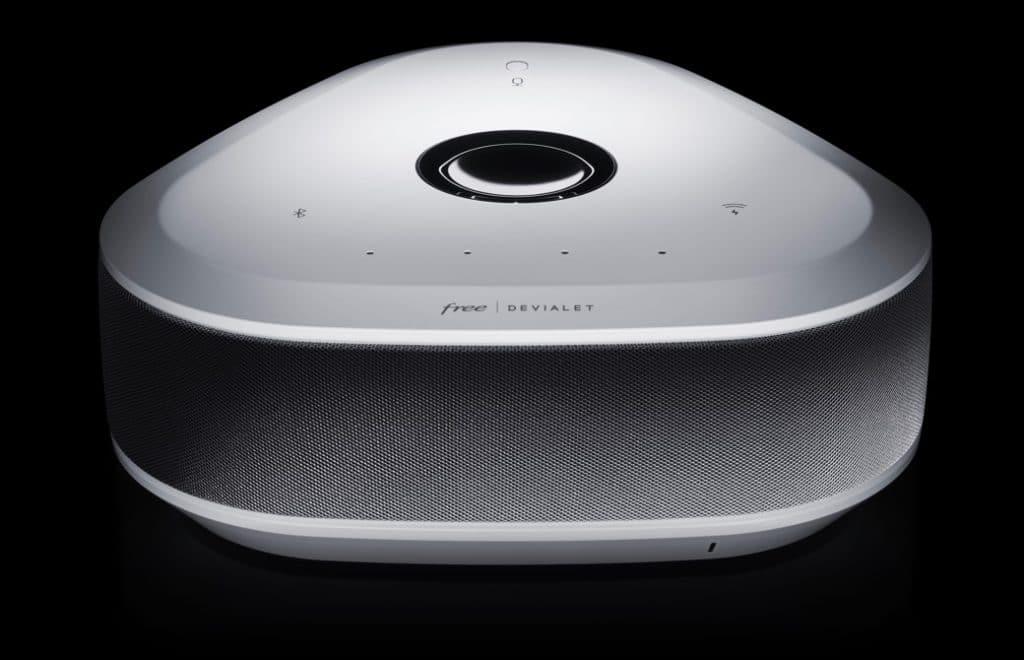 Maison connectée : test de la Freebox Delta