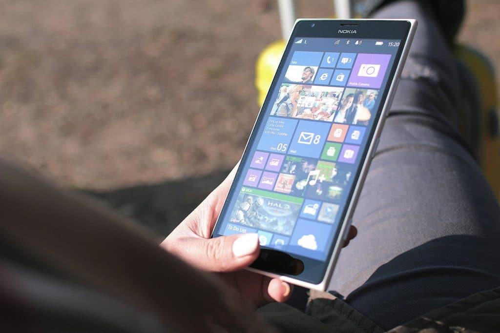 Plus de support de Windows 10 mobile par Microsoft