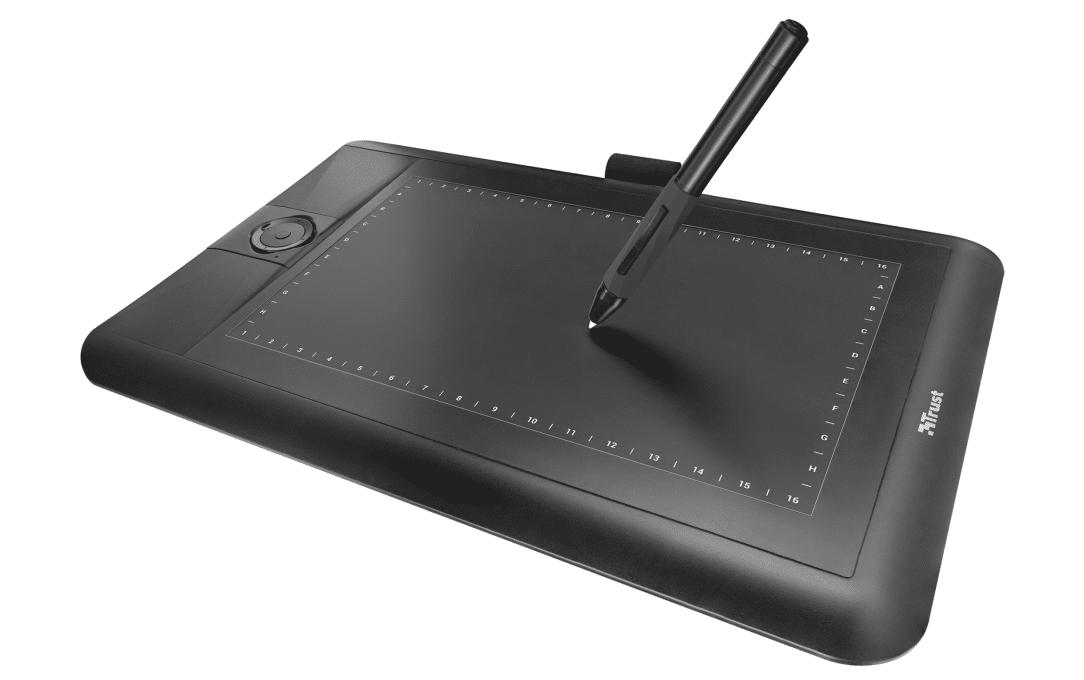 Présentation de la tablette Trust Panora