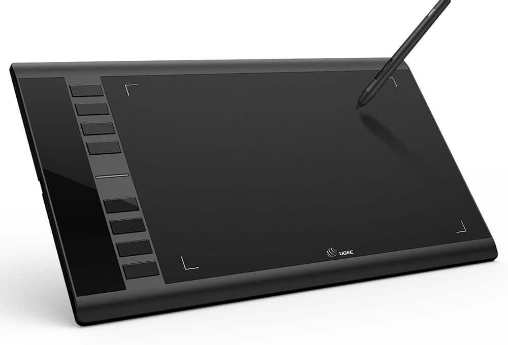 Que penser de la tablette graphique Ugee M708?