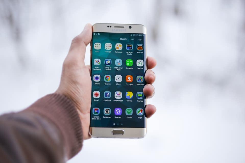 Smartphone pliable : les chinois prennent de l'avance