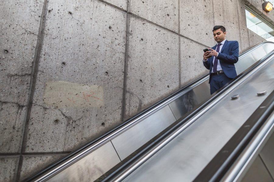 Le premier smartphone pliable présenté au CES 2019