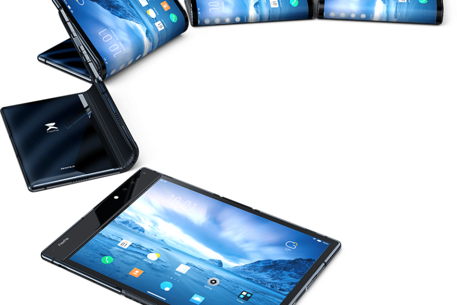 La course au smartphone pliable entre les grandes marques
