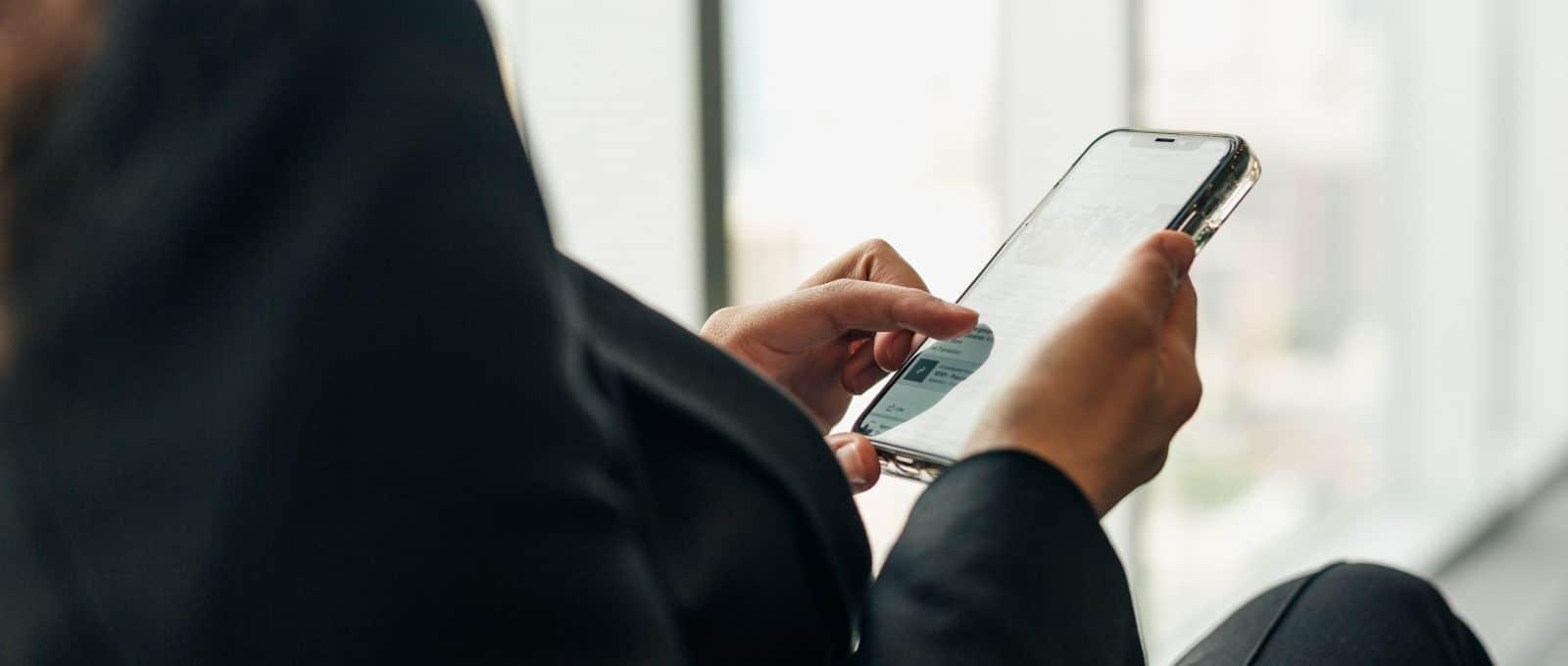 Faut-il s'attendre à un iPhone pliable ?