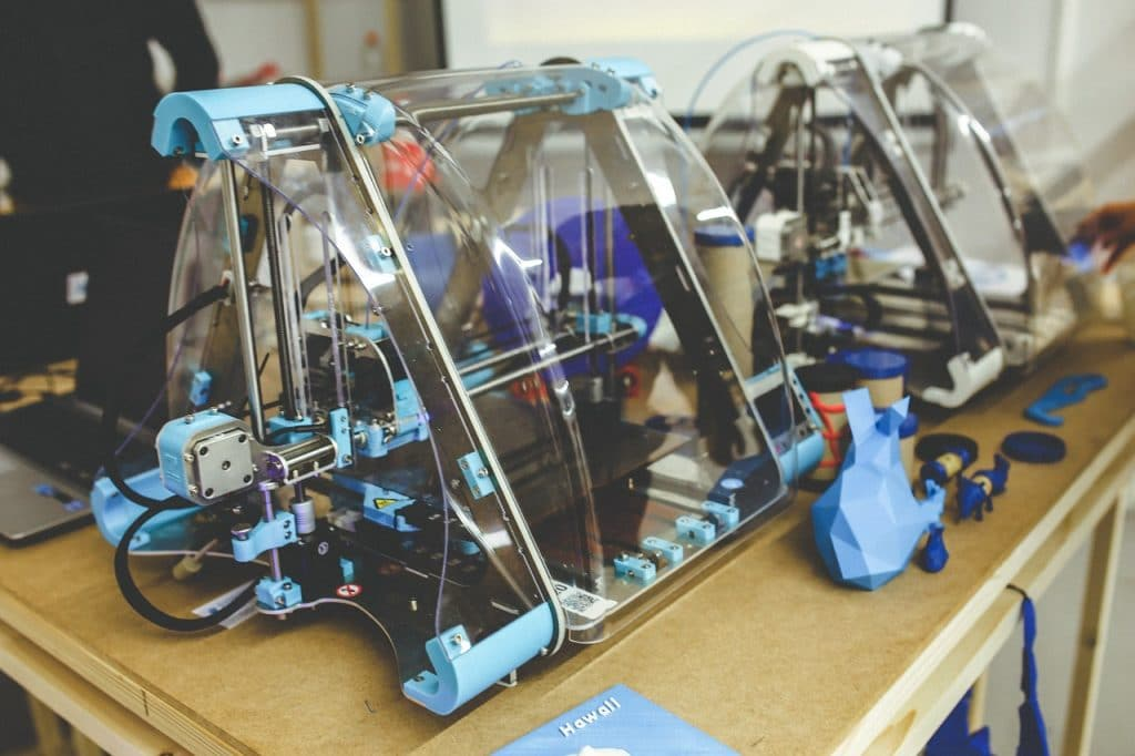 Ultimaker donne de la puissance à l'imprimante 3D